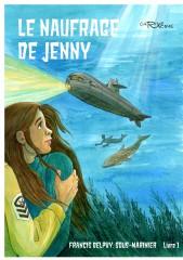 sous-marin, fond des mers, océan, dauphins, écologie