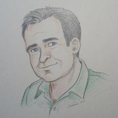 Francis Delphy, sous-marinier, aventures en mer, dauphins, marin