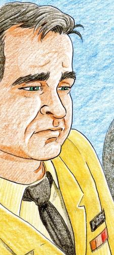 Francis Delphy, sous-marinier, aventures en mer, marine, bande dessinee