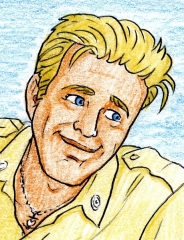 francis delphy, sous-marinier, aventures en mer, bandes dessinees, comics
