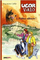 Sherpa, Chiens, Besançon, BD, bande dessinée, Carine, carinebd