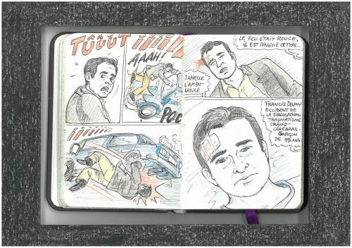 francis delphy, sous-marin, aventures, marin, dessin, bande dessinée