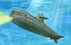 sous-marin, aventures en mer, sous-marinier, francis delphy, bande dessinée